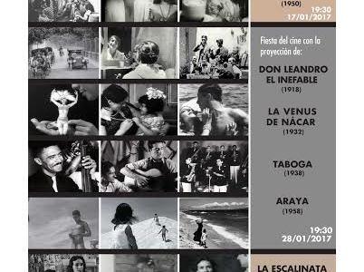 Enero, mes de cine venezolano en Madrid