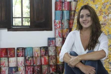 Artista venezolana mostrará sus collages en la Galería de Los Galpones