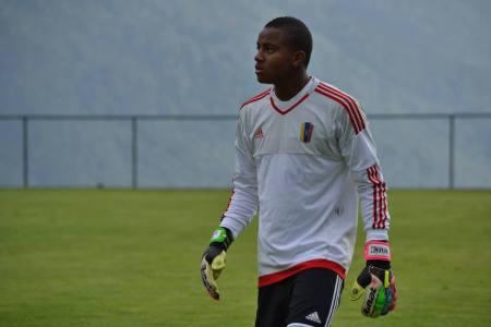 Portero venezolano es el menos goleado en lo que va del Suramericano Sub 20
