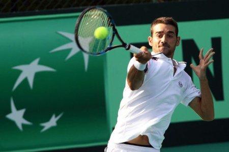 Tenista Ricardo Rodríguez imponente en USA Future
