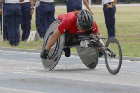 Atletas venezolanos se preparan para Juegos Parapanamericanos de Juventud