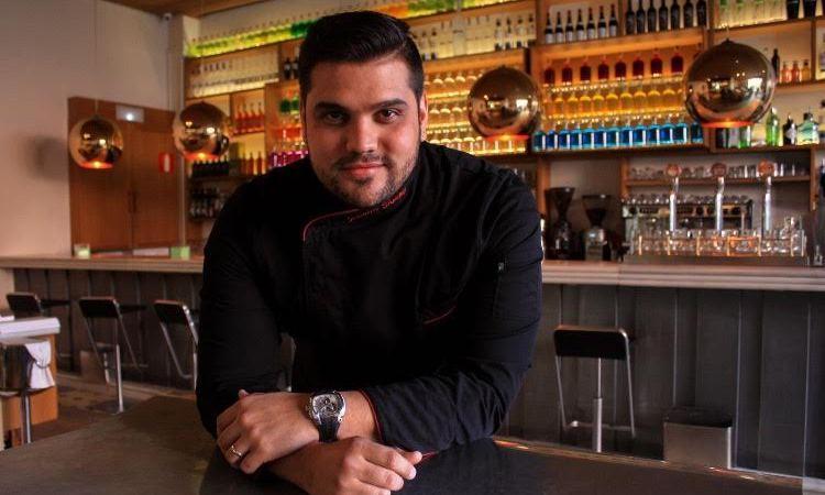 """Chef venezolano Oswaldo Sánchez: """"Quiero ser la mejor versión de cocinero que puedo ser"""""""
