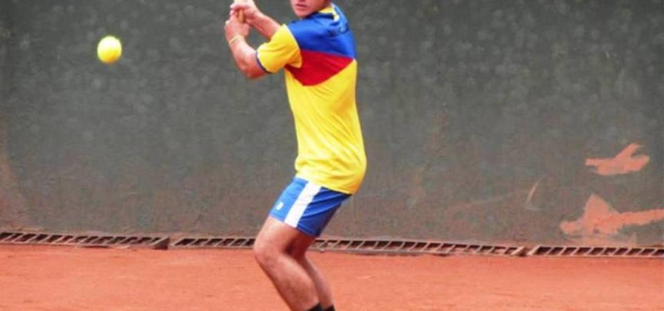 Venezuela cerró participación en Suramericano menor de tenis