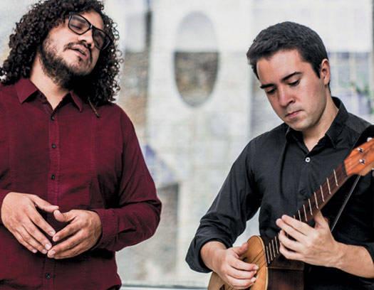 El dúo que ilustra con música a los Valles del Tuy