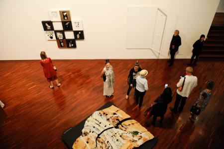 Arte y tiempo en 26 visiones llegan al CCBOD