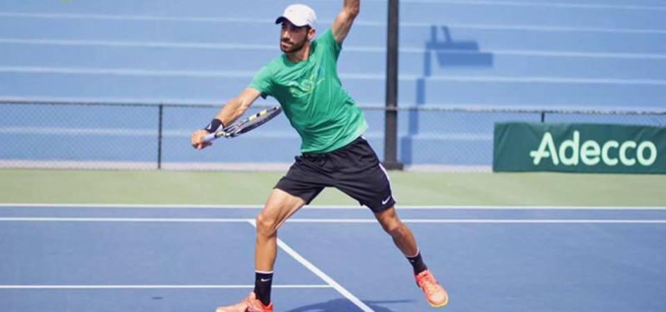 Tenista Ricardo Rodríguez destacó en Florida