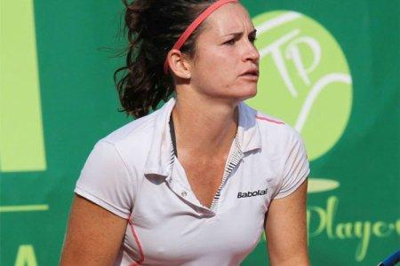 Andrea Gámiz logra cetro en torneo de España