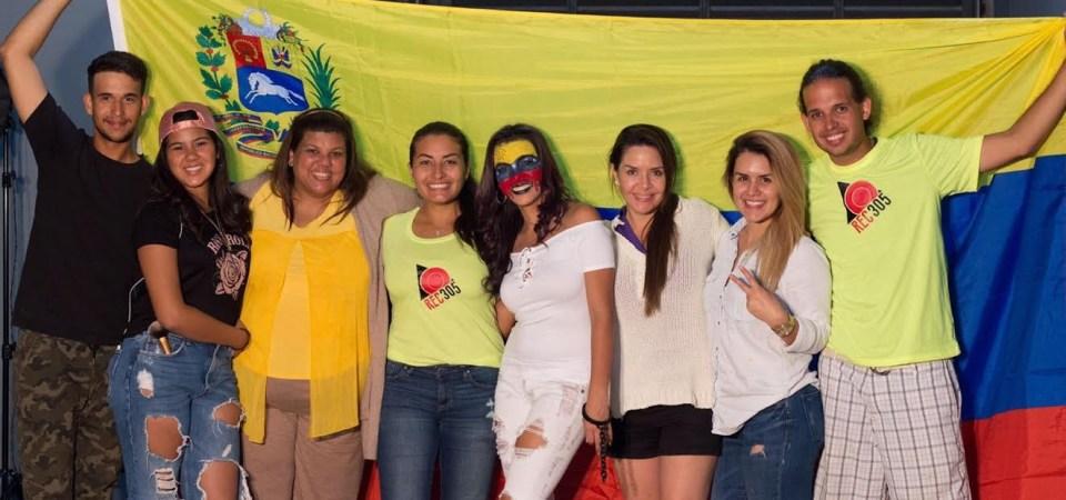 """""""Mi amor puede más"""", un mensaje de venezolanos en el extranjero"""
