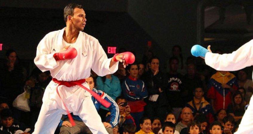 El venezolano Andrés Madera es el número uno del mundo en Karate