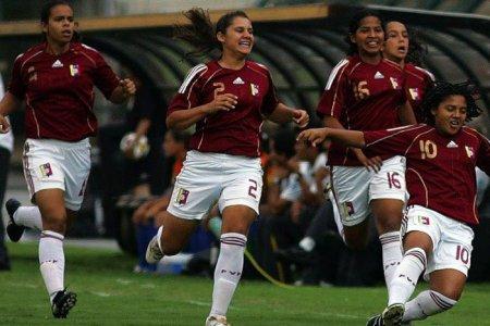 Vinotinto Sub20 femenina golea en Ecuador