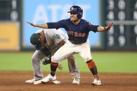 José Altuve es el Jugador del Año para Baseball America