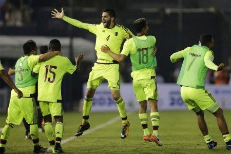 La Vinotinto escaló 17 posiciones en el ránking FIFA