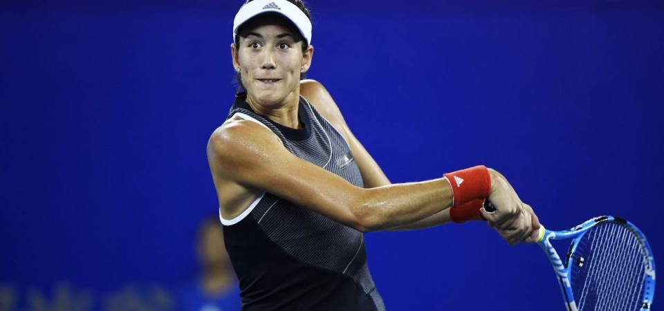 Garbiñe Muguruza, elegida mejor jugadora de 2017 por la WTA