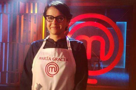 María Gracia Sosa conquistó el triunfo en MasterChef Uruguay