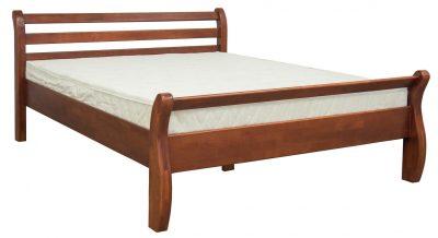 Кровать деревянная купить недорого киев