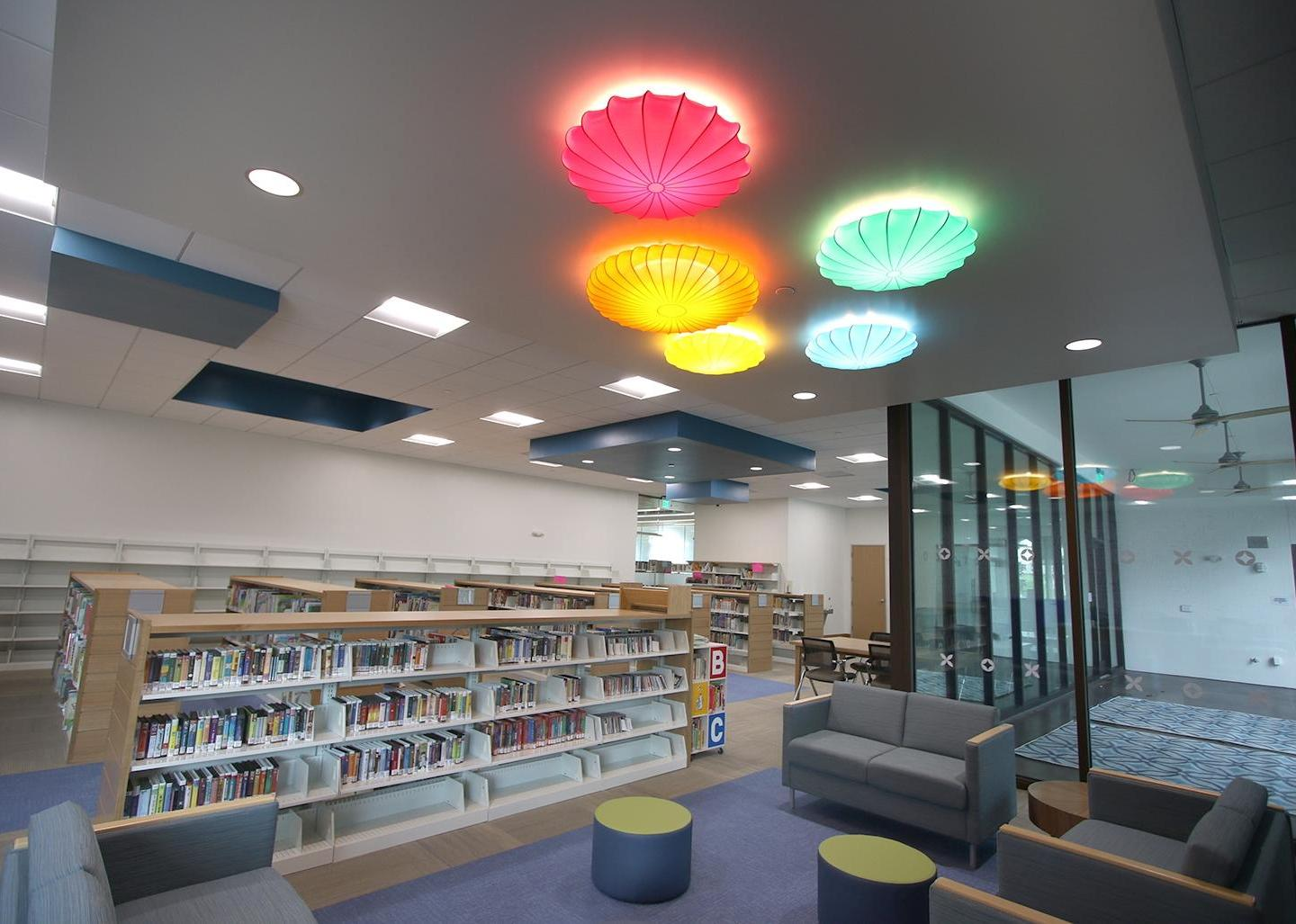 SNEAK PEAK AT THE NEW VENICE LIBRARY