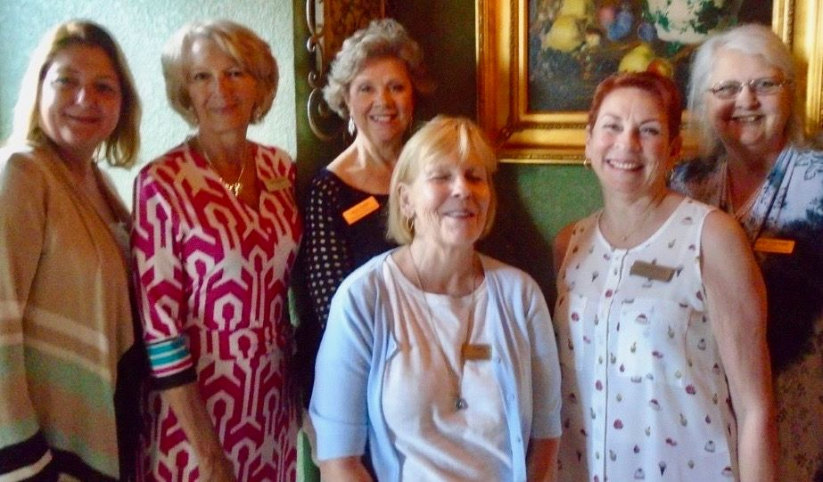 April 2019 Meeting and the new VNWC Board