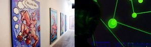 Venice Art Crawl Images