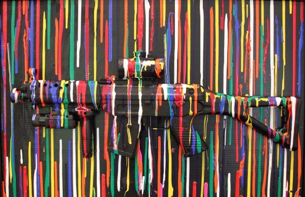 Rainbow-Drip