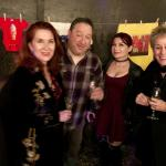 Venice Art Crawl Fundraiser, February 2018, - Photo by Karen La Cava
