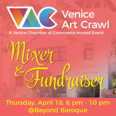 Image: VAC Mixer and Fundraiser at Beyond Baroque
