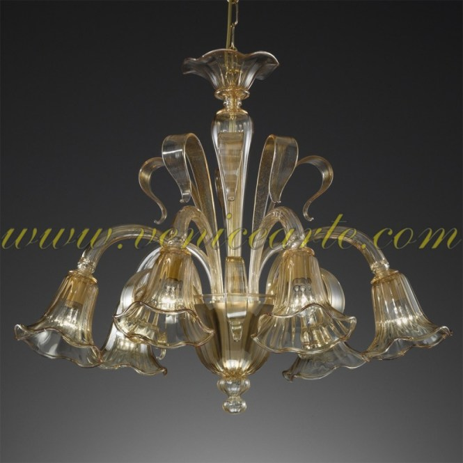 Calipso Murano Glass Chandelier