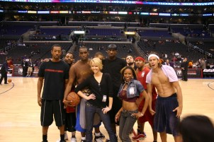 Hoopshots All Stars @ Staples Center