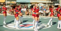 Veniceball VBL Clippers Cheerleaders