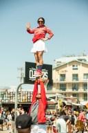 Veniceball VBL Clippers Cheerleader