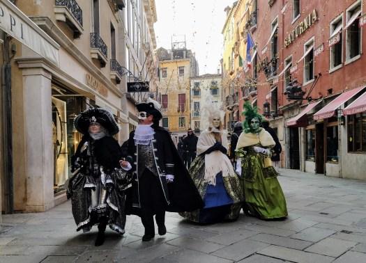 Carnival 2020 - Venice masks