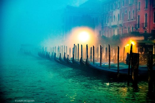 venice in the shadow