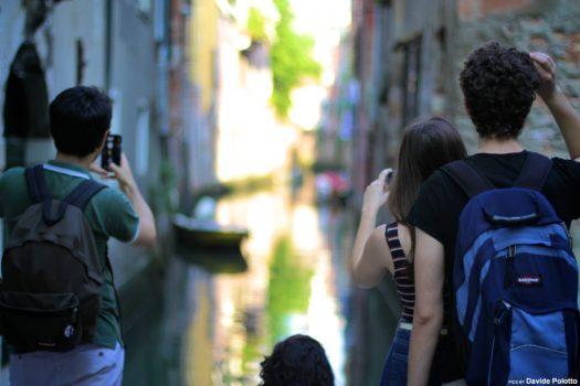 A special trip in Venice