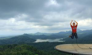 Tempat wisata Kalibiru Kulonprogo