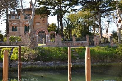 circuit villa liberty lido venise itinéraire découverte