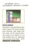 Div Tech - Microwave Product Digest 001