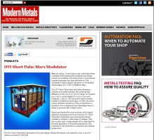 Diversified Tech-ModernMetals.com
