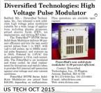 Diversified - US Tech Oct. 2015
