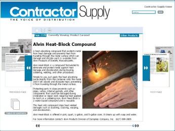 Alvin Heat-Block Compound - Contractor Supply Magazine
