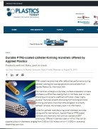 Applied Plastcs- Plastics Today