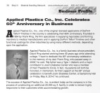 Applied Plastics- Material Handling Network