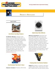 Dampney-Product Spotlilght - Home Improvement Retailing Magazine_Page_1