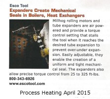 Esco -Process Heating 4-15