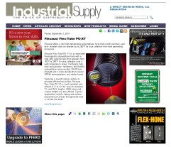 Flexaust Flex-Tube PU-XT - Industrial Supply Magazine