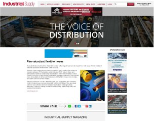FlexaustFire-retardant flexible hoses - Industrial Supply Magazine_Page_1