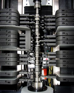 Adcole camshaft measuring machine.