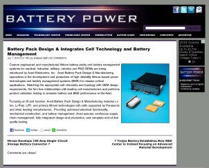 AVED-Battery Pack Design & Integrates Cell Technology and Battery Management _ Ba_Page_1
