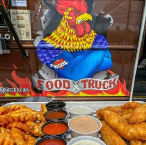Bad Rooster - Food Truck @ Venn Brewing Company