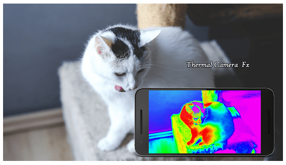 Thermal Camera FX: HD Effects Simulation