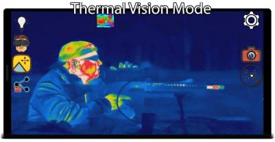 VR Thermal Night Vision