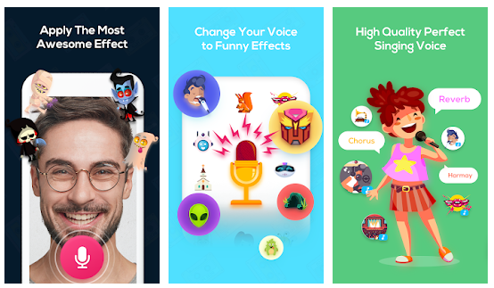 Voice Changer Voice Editor & Effect
